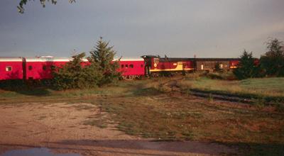 The Fremont Train