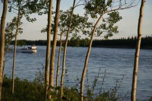 Across the Wide Mackenzie