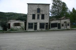 Historic Dawson City