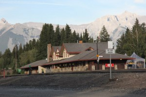 Popular Rocky Mountaineer Stop