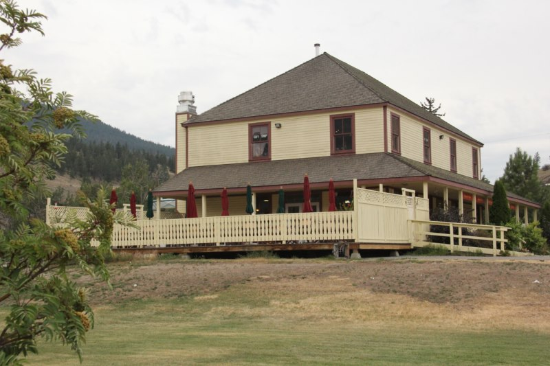 House at Hat Creek Ranch