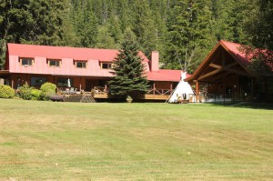 Tweedsmuir Lodge