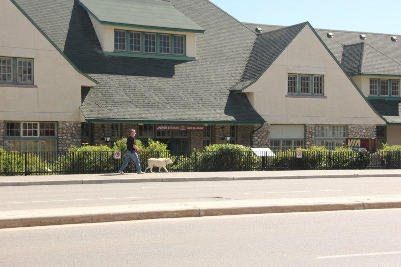 Jasper's Heritage Station