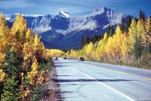 Banff-Jasper Parkway